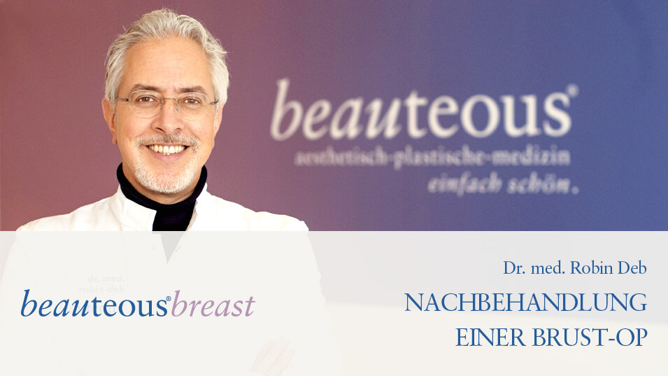 Brust OP Frankfurt - Video-Thumbnail Dr. Deb beauteous